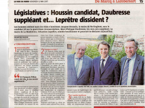 Candidats LR 4ème